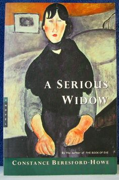 A Serious Widow by Constance Beresford-Howe http://www.amazon.com/dp/0771011032/ref=cm_sw_r_pi_dp_2xVkub1RS907W