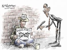 Political cartoons of the week: A cynical Obama political gambit on immigration?