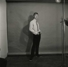 David Bowie at 18, 1965