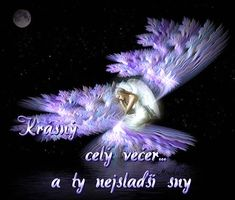 Angel Pictures, Good Night, Fantasy Art, Spirituality, Fairy, Beautiful, Smoothie, Butterflies, Wings
