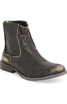 Matisse 'Gerald' Distressed Bootie (Women) available at #Nordstrom