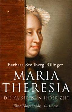 Cover des Buches 'Maria Theresia'