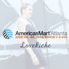 Our tour continues as we stop by Atlanta! Come see us at AmercasMart Atlanta June 5-8! www.loveriche.com ‪#‎ootd‬ ‪#‎ootn‬ ‪#‎heels‬ ‪#‎shoes‬ ‪#‎instafashion‬ ‪#‎wholesale‬ ‪#‎apparel‬ ‪#‎valentino‬ ‪#‎magic‬ ‪#‎agenda‬ ‪#‎spring‬ ‪#‎springfashion‬ ‪#‎pretty‬ ‪#‎cute‬ ‪#‎cool‬ ‪#‎fashionweek‬ #instafashion ‪#‎instamood‬ ‪#‎instadaily‬ #fashionweek ‪#‎pfw‬ ‪#‎inspiration‬ #spring ‪#‎summer‬ ‪#‎fall‬ ‪#‎winter‬ ‪#‎nyfw‬ ‪#‎lfw‬ ‪#‎lafw‬ ‪#‎fashion‬