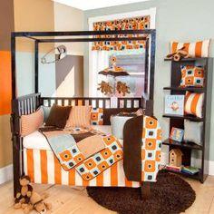 Detour Bedding by Glenna Jean - Baby Crib Bedding - 49440
