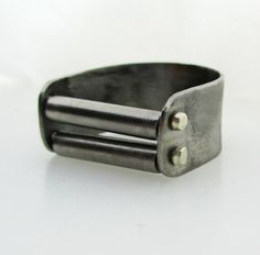 The Titanium Fidget Ring by TracyLynnSainDesigns on Etsy, $65.00
