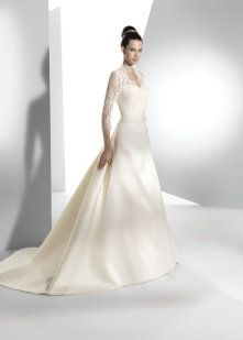 Vestidos de novia jose luis abarca