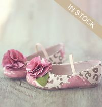 Certainly more than I'm willing to spend on baby shoes....but this site has the cutest shoes (and clothes)!