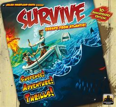 Survive: Escape from Atlantis! | Board Game | BoardGameGeek