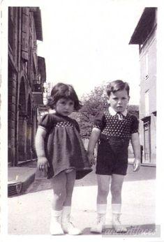 Colette and Jean Mittelchtein were 4 & 5 years old when they were sadly murdered at Auschwitz Death Camp in 1944