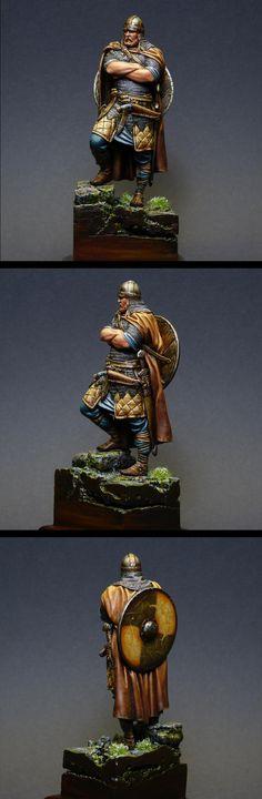 Jefe vikingo de pegaso models