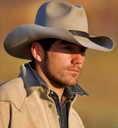 The correct way to wear a Stetson..oh and he sure does wear it 64f95553abd