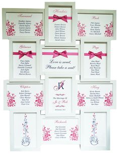 20 amazing table plans to suit your wedding theme