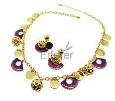 Wholesale Office style jewelry set with Simple Lovely for Party