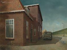 Ouderlijk huis, Andijk Art Marius van Dokkum