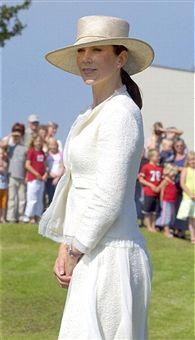 Crown Prince Frederik & Crown Princess Mary Visit Sonderborg