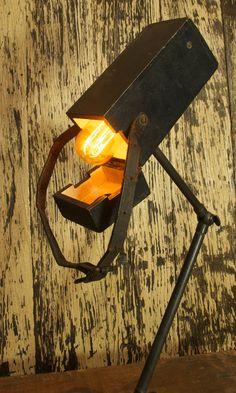 Lampe de testeur de tension régénéré Vintage