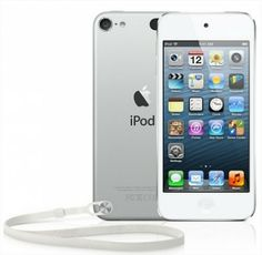 Apple iPod touch 5th Generation 32GB White & Silver #Apple #iPod