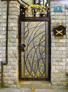 Old door, Shanghai