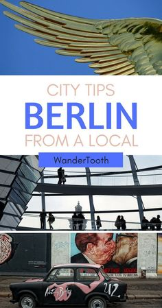 Things to Do in Berlin, Germany. A Berlin city guide with some great tips and tricks from a local! | Berlin Germany Travel | What to do in Berlin Germany | Berlin itinerary - /WanderTooth/