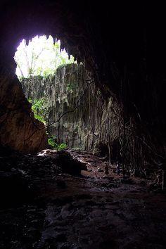 Japanese Cave, Biak, West Papua