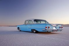 Chevrolet Bel Air Lowrider - 1960