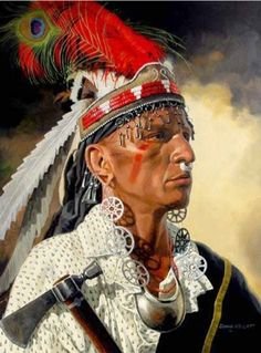 Native American Indian Pictures: Shawnee Indian Photos and Illustrations