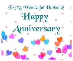 Happy Anniversary! - Jennifer Langholff - Medium Happy Anniversary, Holidays, Medium, Words, Recipes, Happy Brithday, Holidays Events, Holiday, Recipies