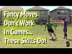 12 Soccer Drills For Effective (NOT FANCY) Soccer Skills And Soccer Moves