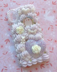 Sparkly Phone Cases, Bling Phone Cases, Cool Iphone Cases, Cute Phone Cases, Iphone Phone Cases, Kawaii Phone Case, Decoden Phone Case, Diy Resin Phone Case, Little Girl Toys