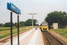 Station #Bedum is het spoorwegstation in het Groningse Bedum aan de spoorlijn #Groningen – #Delfzijl. Het station werd geopend op 15 juni 1884. De spoorlijn Groningen - Delfzijl werd aangelegd door het Staatsspoor.