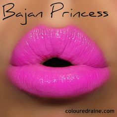 "Coloured Raine Lipstick in ""Bajan Princess"""