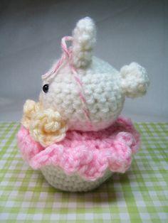 Bunny Cakes Amigurumi Pattern