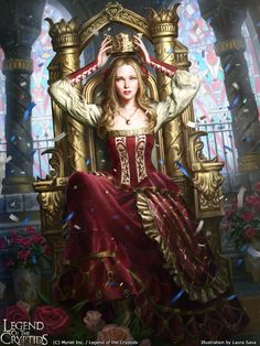 ArtStation - Legend of the Cryptids - Zovurata adv., Laura Sava