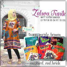 FREE ONGKIR PONTIANAK>Zalwa tunik@145.000,order SMS/WA 082255698636,Pin BB 578FE11F