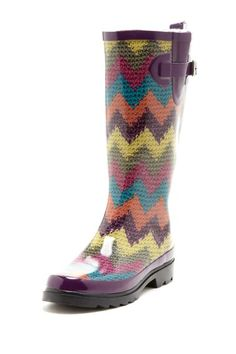 Coco Rain Boot by The Sak on Stylish Rain Boots, Cute Rain Boots, Rubber Rain Boots, Glitz And Glam, T Shirt And Jeans, Rain Wear, Personal Style, Womens Fashion, Fashion Fashion