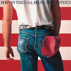 Carátulas de música Frontal de Bruce Springsteen - Born In The Usa. Portada cover Frontal de Bruce Springsteen - Born In The Usa The Velvet Underground, Iconic Album Covers, Cool Album Covers, Music Covers, Classic Album Covers, Book Covers, Michael Jackson Bad, Rock And Roll, Annie Leibovitz