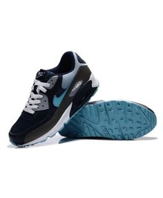 5347935124a Nike Air Max 90 premium leather upper for comfort and durability