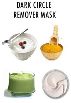 HOMEMADE REMEDIES FOR DARK CIRCLE