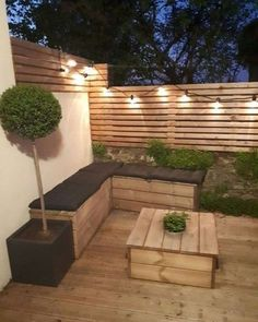 large DIY wooden terrace guinguette large DIY wooden terrace guinguette The post large DIY wooden terrace guinguette appeared first on Terrasse ideen. You are in the right place about garden decoration natural Here we offer … Backyard Seating, Backyard Patio Designs, Backyard Landscaping, Backyard Ideas, Garden Ideas, Deck Patio, Landscaping Ideas, Outdoor Seating, Pergola Ideas
