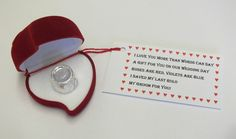 My Last Rolo to my Bride or Groom Novelty Fun Gift  for Wedding Day Husband/Wife