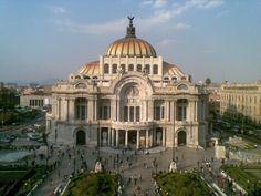 Mi ciudad. Bellas Artes