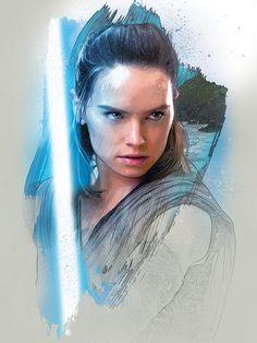 STAR WARS, Marvel, Fantastic Beasts, Disney, Agents of O.N.C.E., Promo arts of Star Wars-The Last Jedi