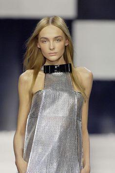 ☆ Snejana Onopka | Fendi | Spring/Summer 2007 ☆ #Snejana_Onopka #Fendi #Spring_Summer_2007 #Catwalk #Model #Fashion #Fashion_Show #Runway #Collection