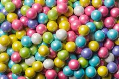 Buy Shimmer Spring Mix Sixlets Candy by the Pound – Vending Machine Supplies For Sale – 80 Days Restaurant Raw Food Recipes, Gourmet Recipes, Sixlets Candy, Gold Cupcakes, Quart Size Mason Jars, Waffle Bar, Mini Milk, Gourmet Breakfast, Spring Mix