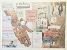 Défi zen #65: Crée ton vision board - Les défis des filles zen