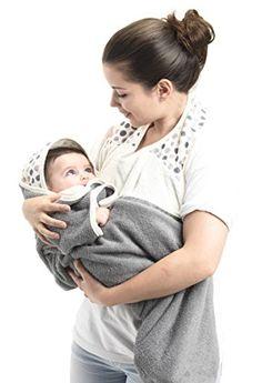 BabyToLove Serviette Papillon Blanc et Taupe  Amazon.fr  Bébés    Puériculture b4fca2f318f