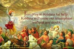 Pray to Krishna for help Baby Krishna, Cute Krishna, Krishna Radha, Lord Krishna Images, Radha Krishna Pictures, Srila Prabhupada, Gita Quotes, Radha Krishna Wallpaper, Just Pray