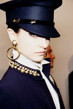 Moschino <3 all she needs is a smirk! : ]