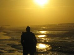 Sunrise at TopSail, Waves
