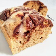 "WHADDUP healthy ""nutella""-swirled cinnamon cake. Nice to meet you. Now meet ... | Use Instagram online! Websta is the Best Instagram Web Viewer!"